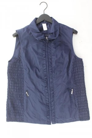 Atelier GS Vest blue-neon blue-dark blue-azure polyester