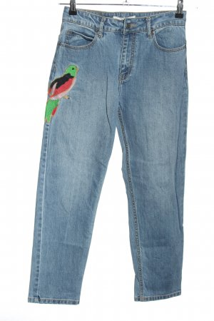 athe vanessa bruno 7/8 Length Jeans blue casual look