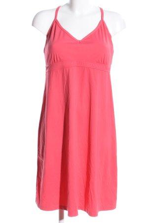 Athleta Jersey Dress pink casual look