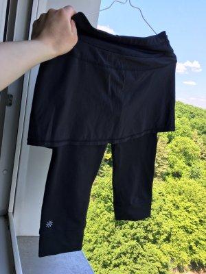 Athleta Pantalon de sport noir polyester