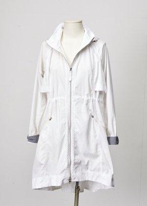 Athleta Outdoor Jacket white