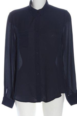 Athmosphere Koszulowa bluzka niebieski W stylu casual