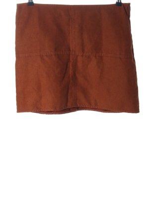Athmosphere Minigonna marrone stile casual