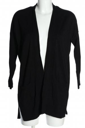 Athmosphere Knitted Cardigan black casual look