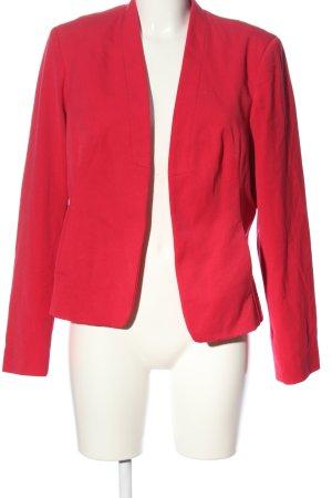 Athmosphere Blazer in maglia rosso stile casual