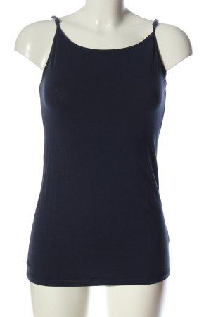 Athmosphere Top na ramiączkach niebieski W stylu casual