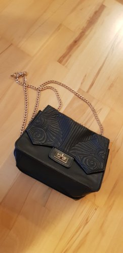 Athmosphere Crossbody bag black-gold-colored