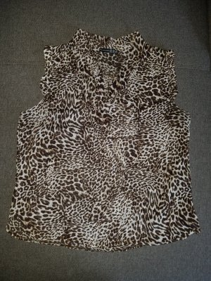 Atmospere leichte transparente Bluse