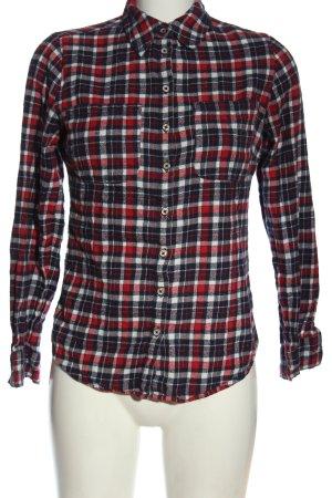 ATMOSPHÄRE Koszula w kratę Na całej powierzchni W stylu casual