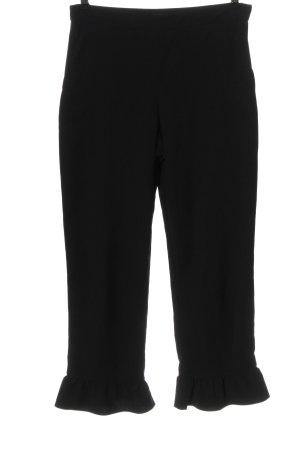Atmosphere 7/8 Length Trousers black casual look