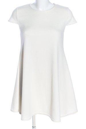 Atmosphere A-Linien Kleid weiß Casual-Look