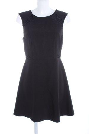 Atmosphere A-Linien Kleid schwarz Elegant