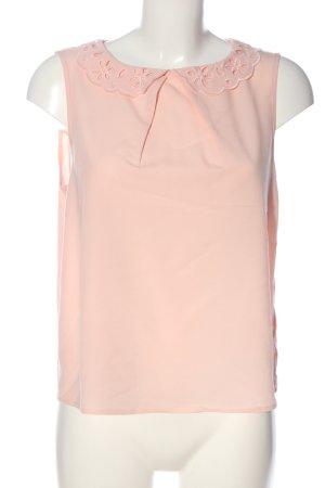 Atmosphere ärmellose Bluse pink Casual-Look