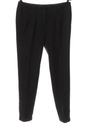Atmosphere Spodnie garniturowe czarny W stylu biznesowym