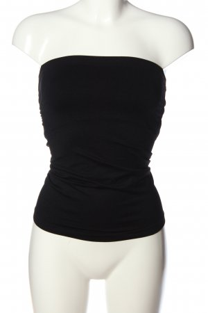 Atmosphere Bandeau top zwart elegant