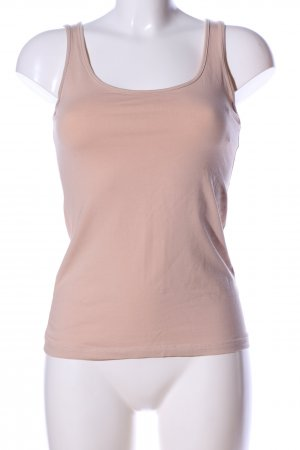 Atmosphere Basic Top nude Casual-Look