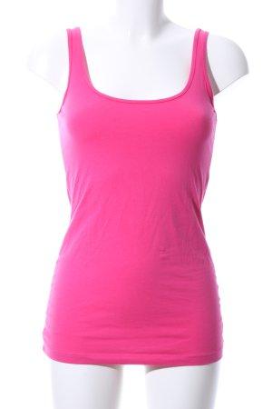 Atmosphere Basic Top pink Casual-Look
