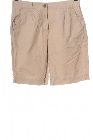 Atmosphere Bermudas natural white striped pattern casual look