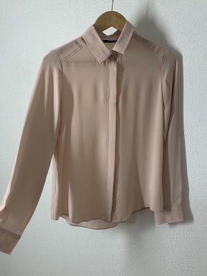 Atmosphere Stand-Up Collar Blouse pink