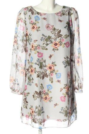 Atmosphere Sukienka koszulowa Na całej powierzchni W stylu casual