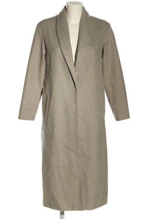 Atmosphere Heavy Pea Coat brown casual look