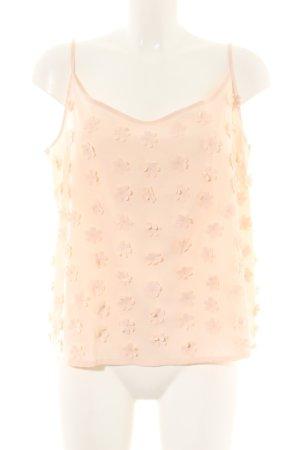 Atmosphere Camisole nude bloemenprint casual uitstraling