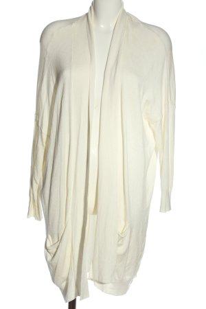 Atmosphere Kardigan w kolorze białej wełny W stylu casual