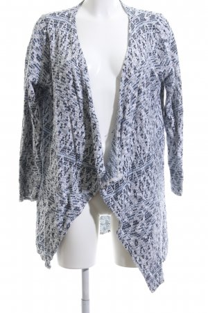 Atmosphere Cardigan grafisches Muster Casual-Look