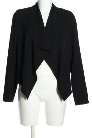 Atmosphere Cardigan schwarz Business-Look keine Textilangabe