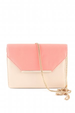 Atmosphere Clutch creme-pink Elegant