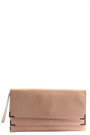 Atmosphere Clutch nude Allover-Druck Business-Look