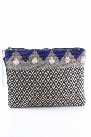Atmosphere Clutch Allover-Druck Casual-Look