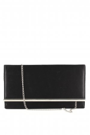 Atmosphere Clutch schwarz-silberfarben Casual-Look