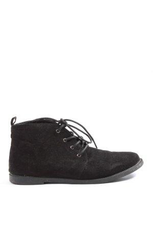 Atmosphere Desert Boots schwarz Casual-Look