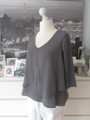 Atmosphere Tunic Blouse grey