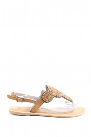 Atmosphere Flip Flop Sandalen braun Casual-Look