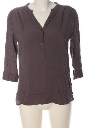 Atmosphere Camicia blusa marrone stile casual