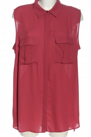 Atmosphere Sleeveless Blouse red business style