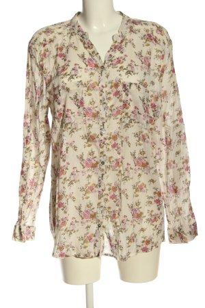 Atmosphere Blusa-camisa estampado floral look casual