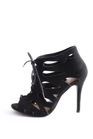 Atmosphere High Heel Sandaletten schwarz Elegant
