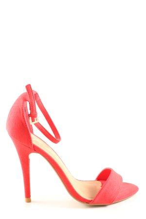 Atmosphere High Heel Sandaletten pink Casual-Look