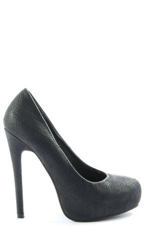 Atmosphere High Heels schwarz Elegant