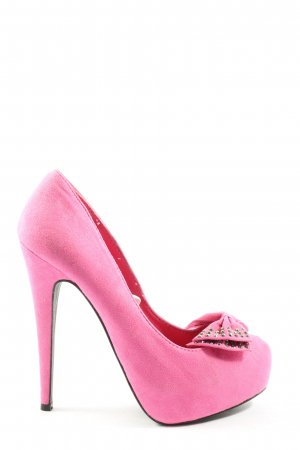 Atmosphere High Heels pink Elegant