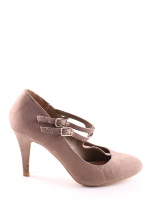 Atmosphere High Heels braun Casual-Look