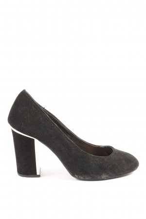 Atmosphere High Heels schwarz Casual-Look