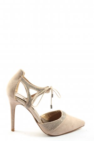 Atmosphere High Heels creme Elegant