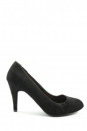 Atmosphere High Heels schwarz Business-Look