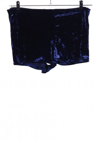 Atmosphere High-Waist-Shorts blau Casual-Look