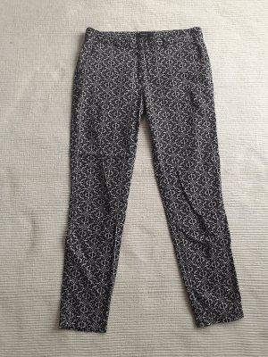 Athmosphere Spodnie 7/8 czarny-biały
