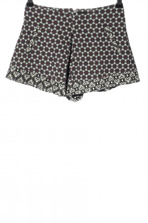 Atmosphere Hot pants stampa integrale stile casual